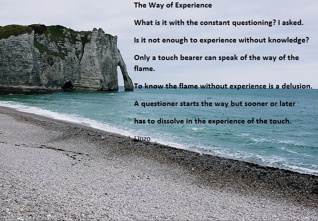 The Way of Experience