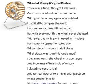 Wheel of Misery (Original Poetry)
