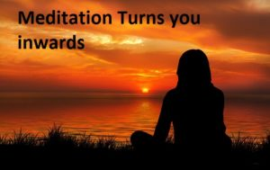 meditation is a path to the inner