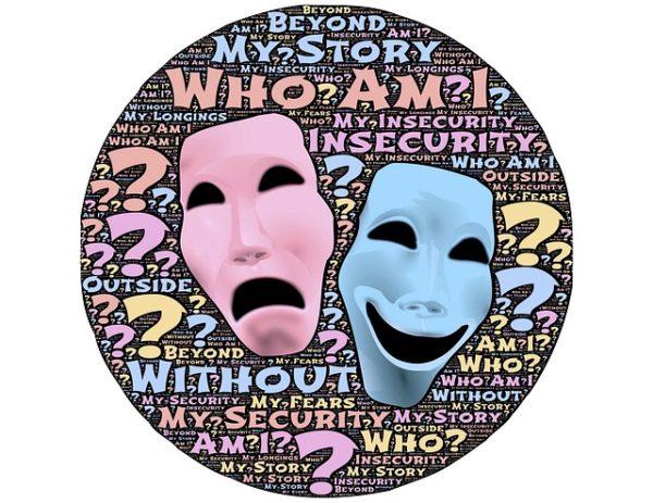 Ego is like wearing a mask