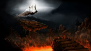 heavens vs hell