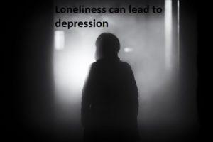 Loneliness is Heavy